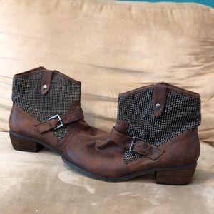 Not rated short boots! Brand new!! Size 8.5
